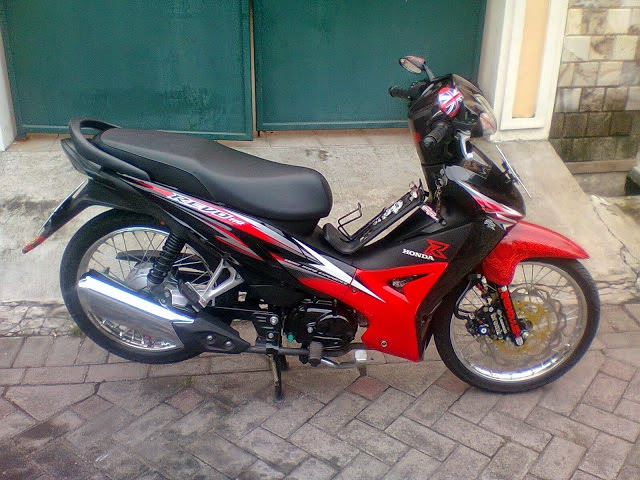 Revo Fit Modifikasi Drag Drag Modifikasi Honda Revo