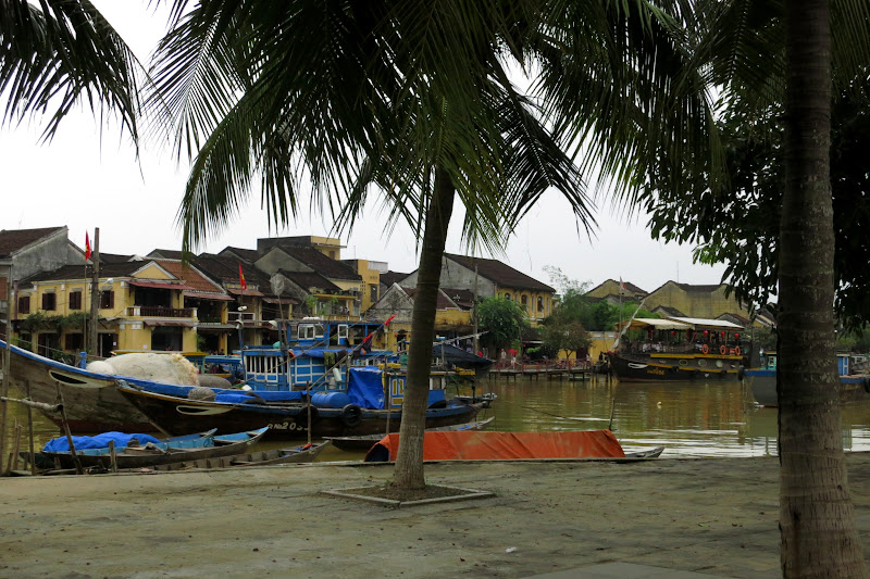 Hoi An waterfront 1