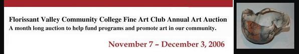 Florissant Valley Community College Fine Art Club Art Auction