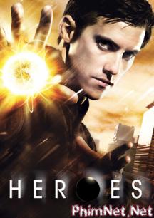 Phim Giải Cứu Thế Giới 3 - Heroes Season 3