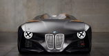BMW pays a tribute to the legend - 328 Hommage concept revealed at Villa d'Este