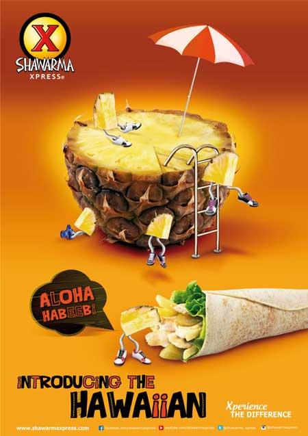 10 ejemplos de publicidad de comida r225pida