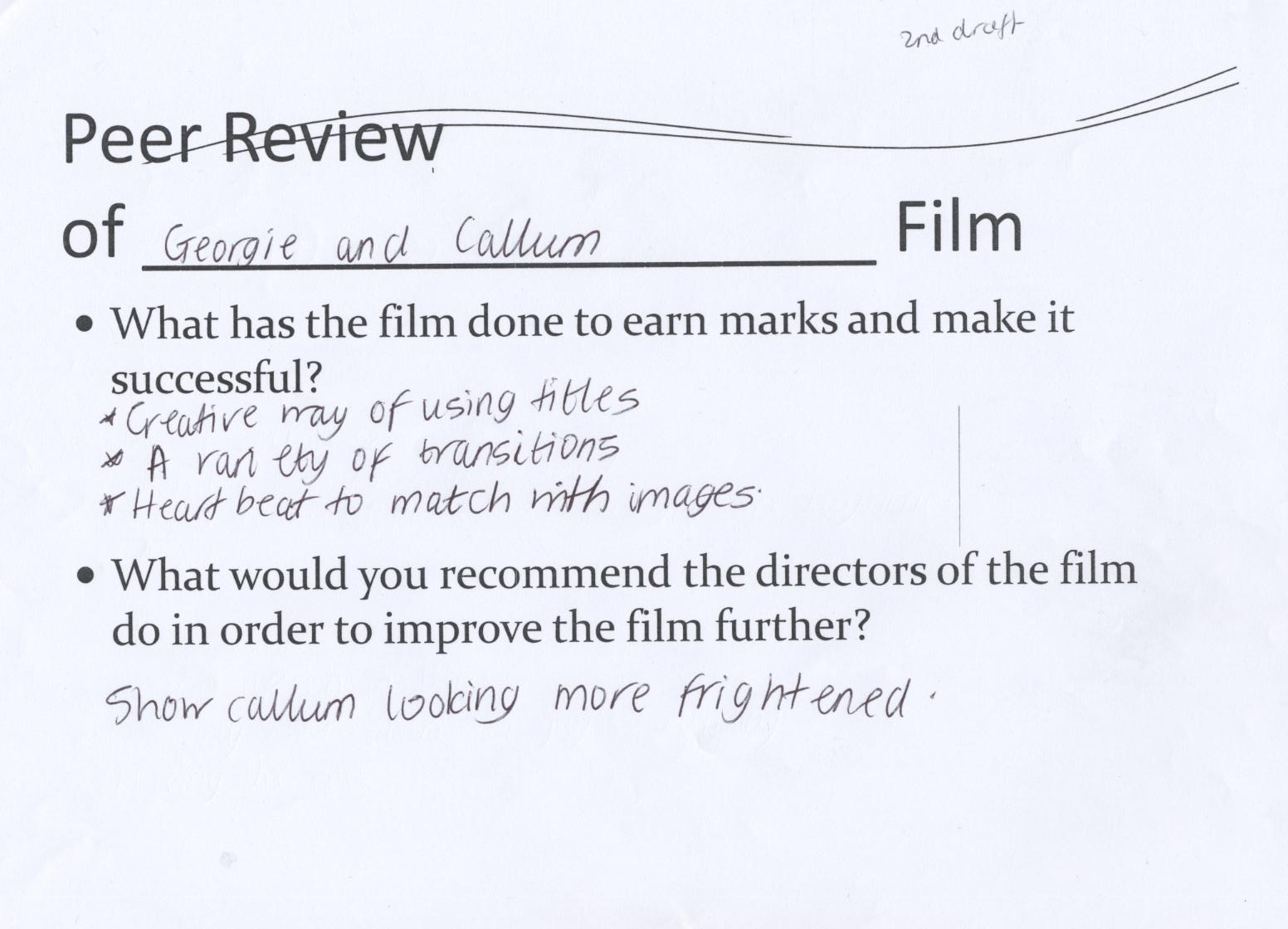 movie critique essay matching orders