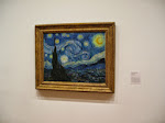 And here's Van Gogh's Starry Night. Awesome.