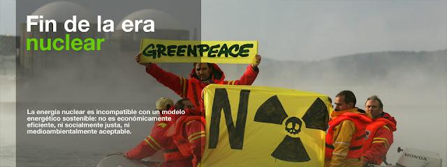 banner Greenpeace