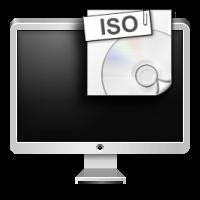 Imagen de un icono iso