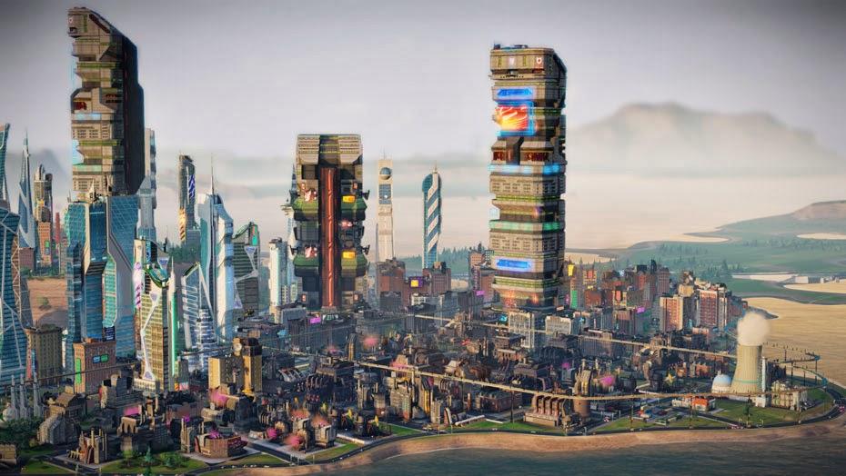 Primeras imágenes de la expansión de SimCity