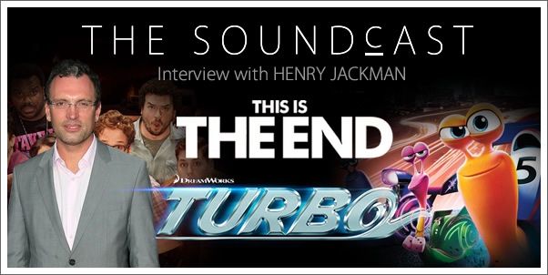 SoundCast Interview: Henry Jackman (This is the End, Turbo)