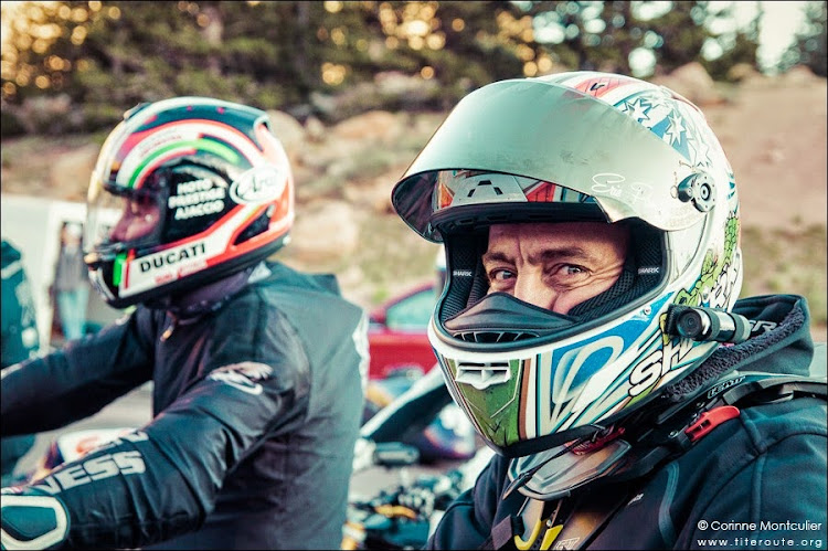 Bruno Langlois et Eric Piscione