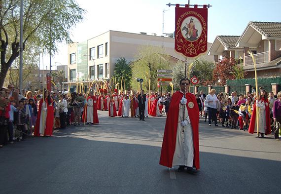 Semana Santa 2013 en Parla