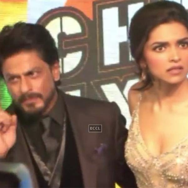 During the promotion of the film Chennai Express, a scribe asked a question from SRK regarding SRK's new born son Abram, to which the actor got visibly miffed and said that few things are personal and media should respect that.