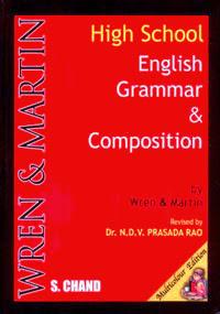 (Books) High School English Grammar & Composition 11th ...