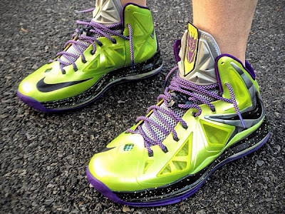 nike lebron 10 cs mache devastator 1 02 King James is Impressed by Maches Latest Devastator Design