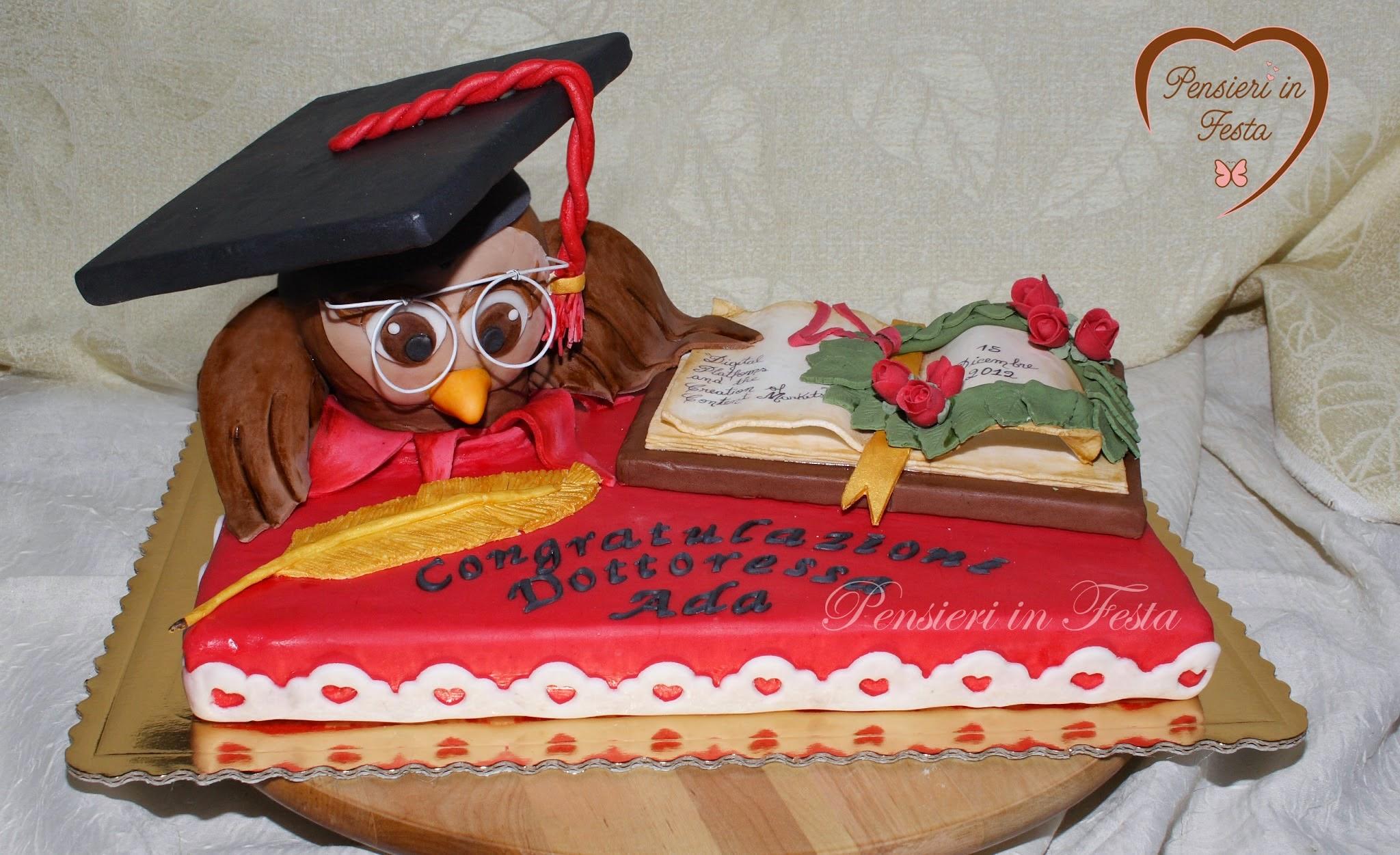 Molto Torta ##torte ##laurea ##congratulazioni ##congratulations ##con CG87