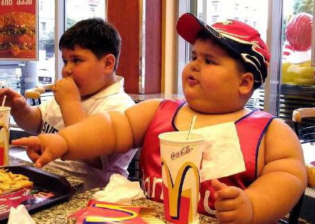 Nutrición es Educar: Obesidad infantil: ¿Son felices los niños gordos?