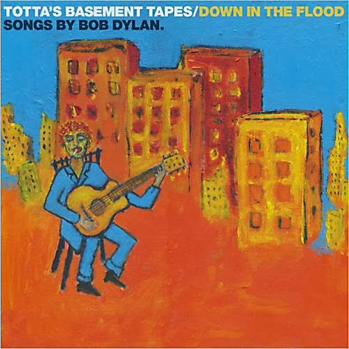 Totta Naslund - Totta's Basement Tapes: Down In The Flood Songs By Bob Dylan (2010)