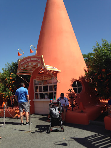 Cozy cone motel radiator springs