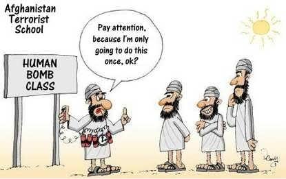 Terrorist School, Human Bomb Class