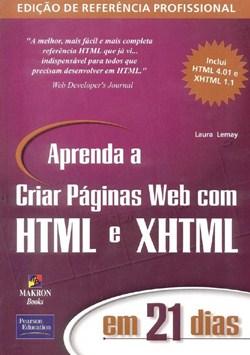 Download - Aprenda a Criar Páginas Web com HTML e XHTML