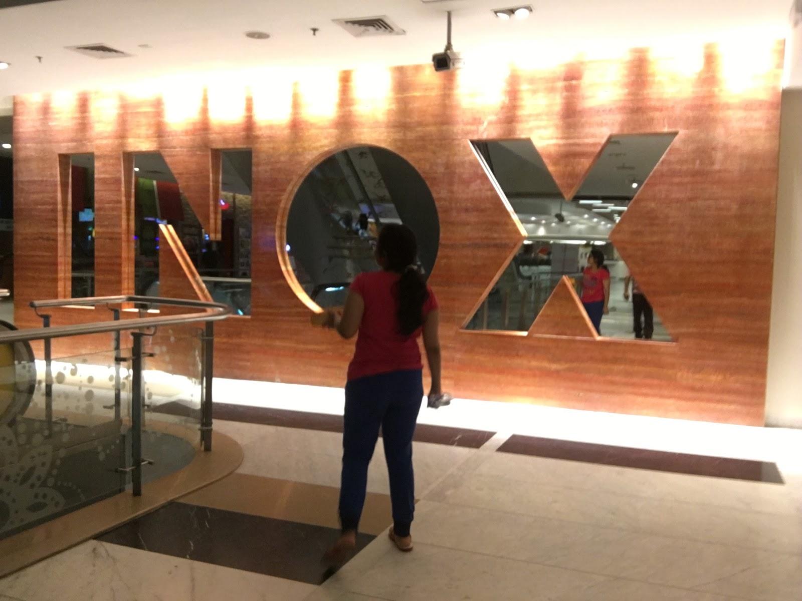 INOX (Syed Amir Ali Avenu)