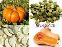 Польза тыквенных семечек для мужчин