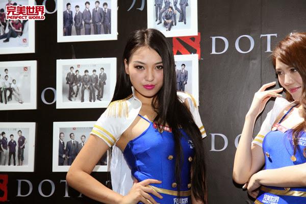 Ngắm dàn mỹ nữ của Perfect World tại ChinaJoy 2013 10