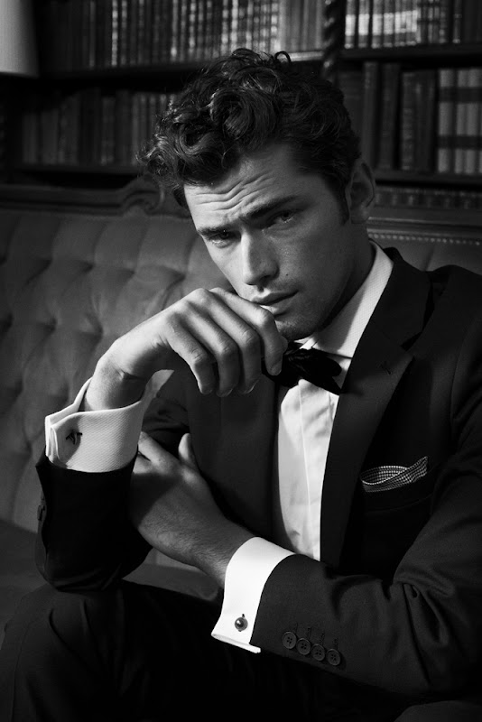 Sean O'Pry by Tobias Lundkvist for Brothers Holidays 2011.  Styled by Claes Juhlin.