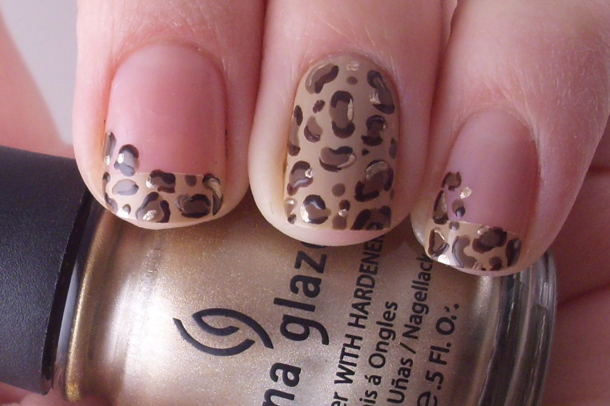 Leopard French Tutorial