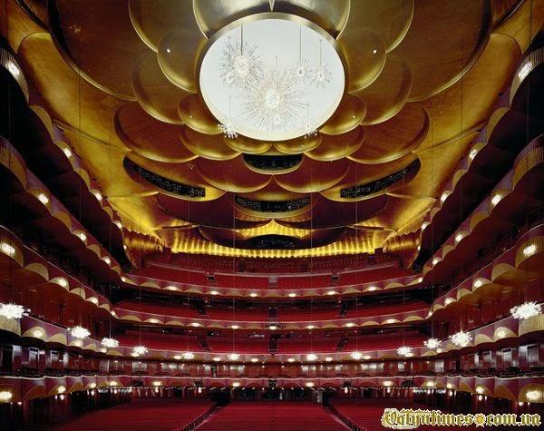Метрополітен-опера, Нью-Йорк, 2008