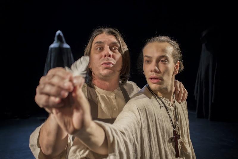 Антихрист в Пловдивския театър
