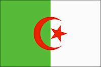 εθνική σημαία Αλγερίας,national flag of Algeria.