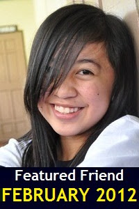 Featured Friend of February 2012