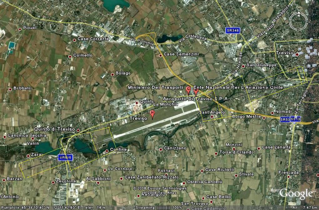 Aeroporto Treviso Parcheggio : Aeroporto treviso