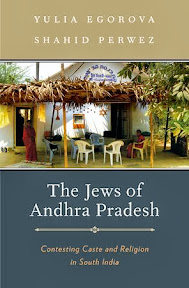 [Egorova/Perwez: The Jews of Andhra Pradesh, 2013]