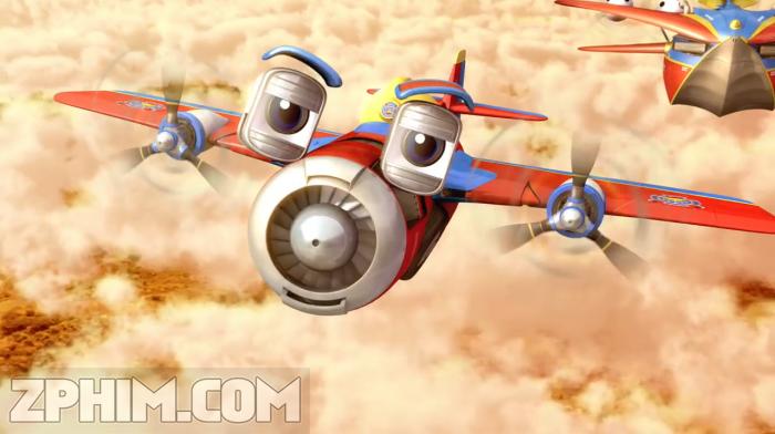 Ảnh trong phim Những Anh Hùng Trên Không - Wings: Sky Force Heroes 1