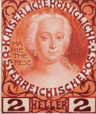 Koloman Moser - Maria Theresia - 1908
