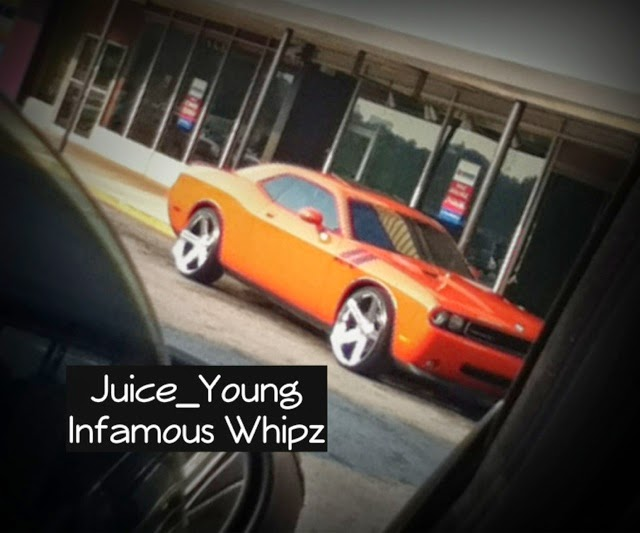 Infamous Whipz Dodge Challenger Rt