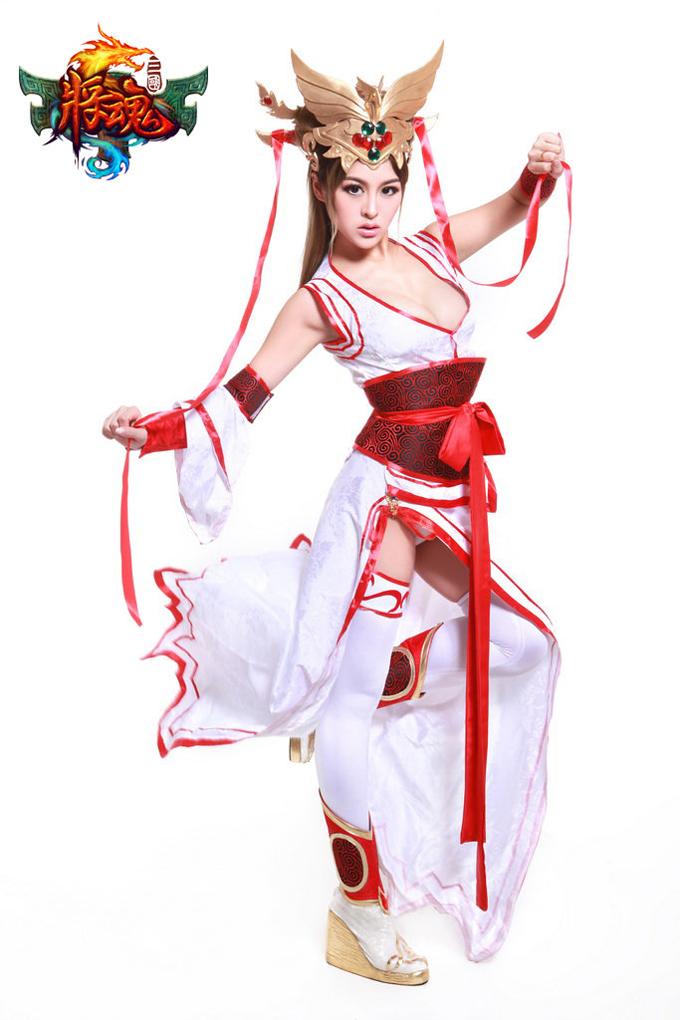 Loạt ảnh cosplay Tướng Hồn Tam Quốc nóng bỏng mắt - Ảnh 4