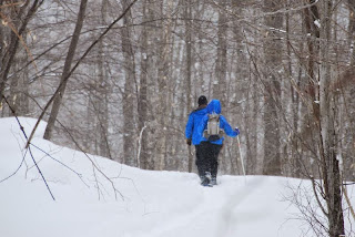 https://picasaweb.google.com/100104944265436538760/2015Feb14SnowshoeWaterTowerTrails