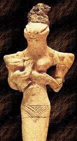Goddess Nammu Image