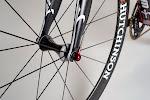 Wilier Cento Uno SLR Campagnolo Super Record 11 Titanium Hutchinson RT1 complete bike
