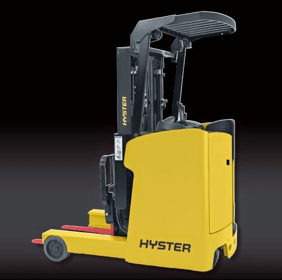Hyster Reach Truck