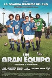 Un gran equipo (2012) Online peliculas hd online