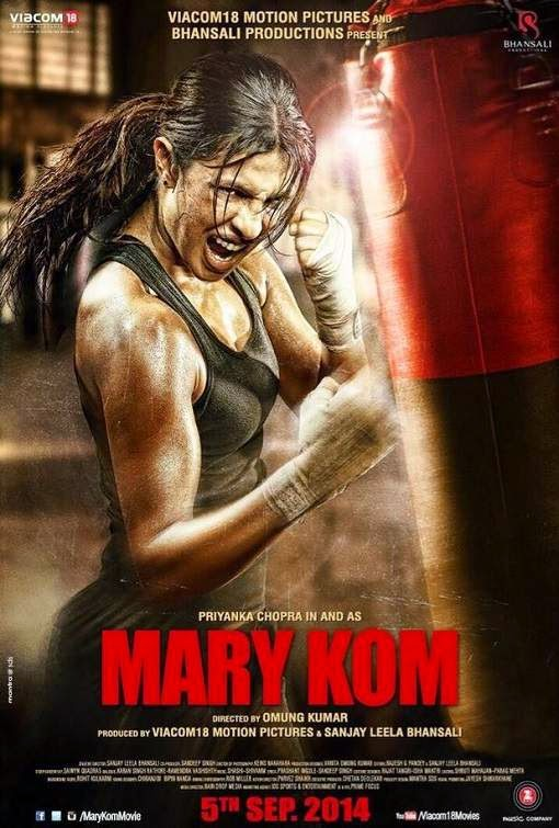 Cover of Mary Kom (2014) Hindi Movie Mp3 Songs Free Download Listen Online at Alldownloads4u.Com