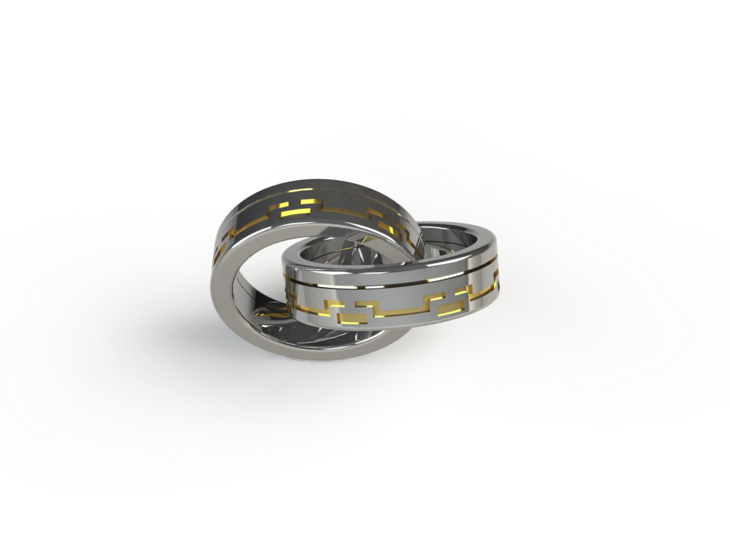 Unique wedding bands creating wedding rings my passion for Work wedding rings