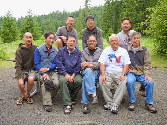 Gentlemen at New Ranch
