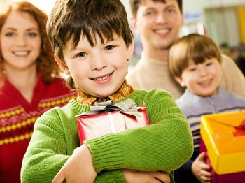 Дети и покупки