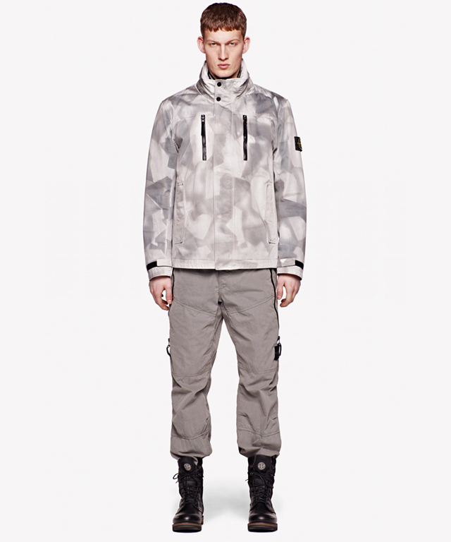 Stone Island Celebrating 30 Years at Pitti Uomo [men's fashion]