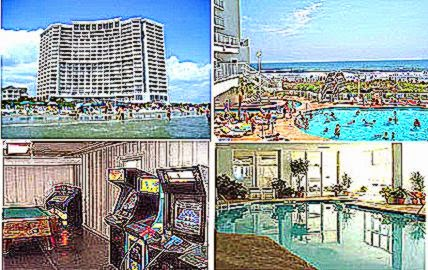 Condos for Sale at Sea Watch Resort in Myrtle Beach SC   Myrtle