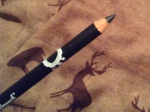 Picture of the point of Smooch Cosmetics Kohl Pencil
